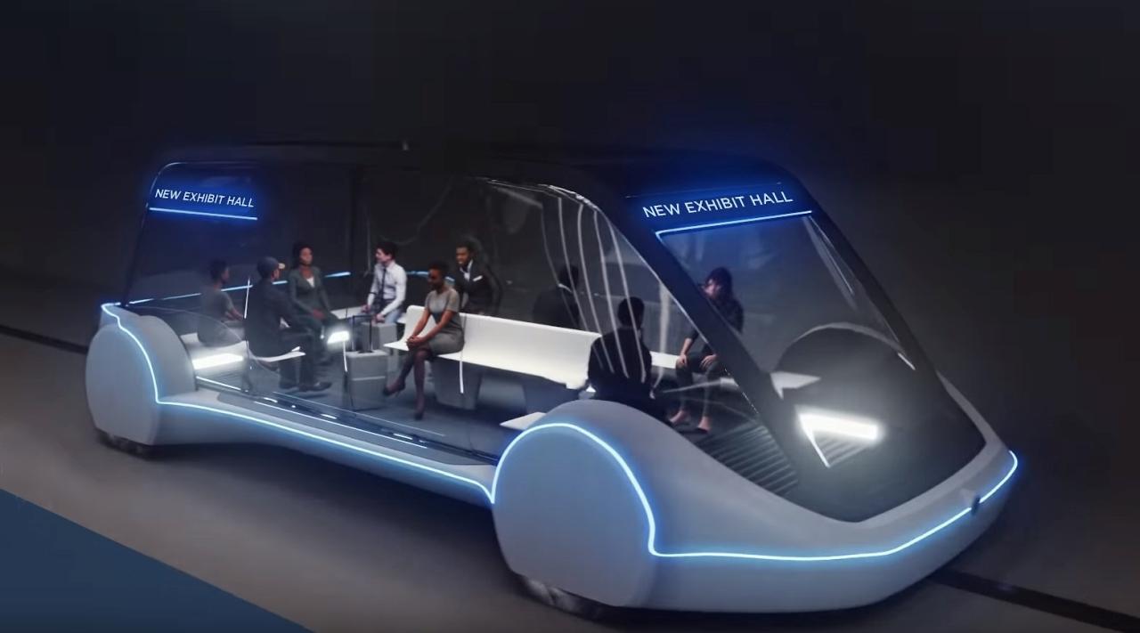 Boring Company signs Las Vegas tunnel contract