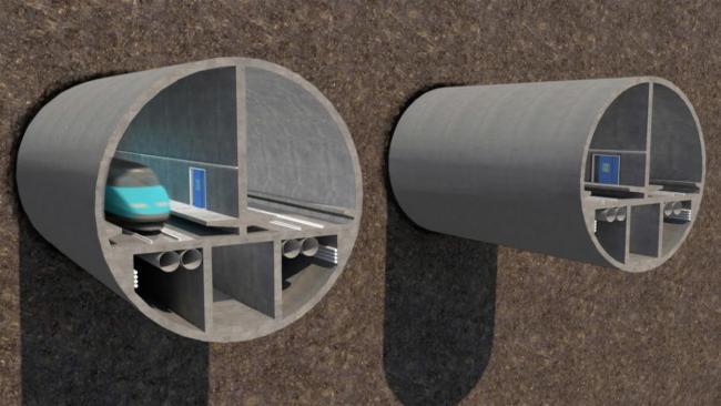Contractors picked for 100km Tallinn-Helsinki tunnel