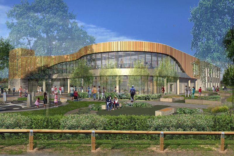 Willmott Dixon Wins Pontefract Leisure Centre