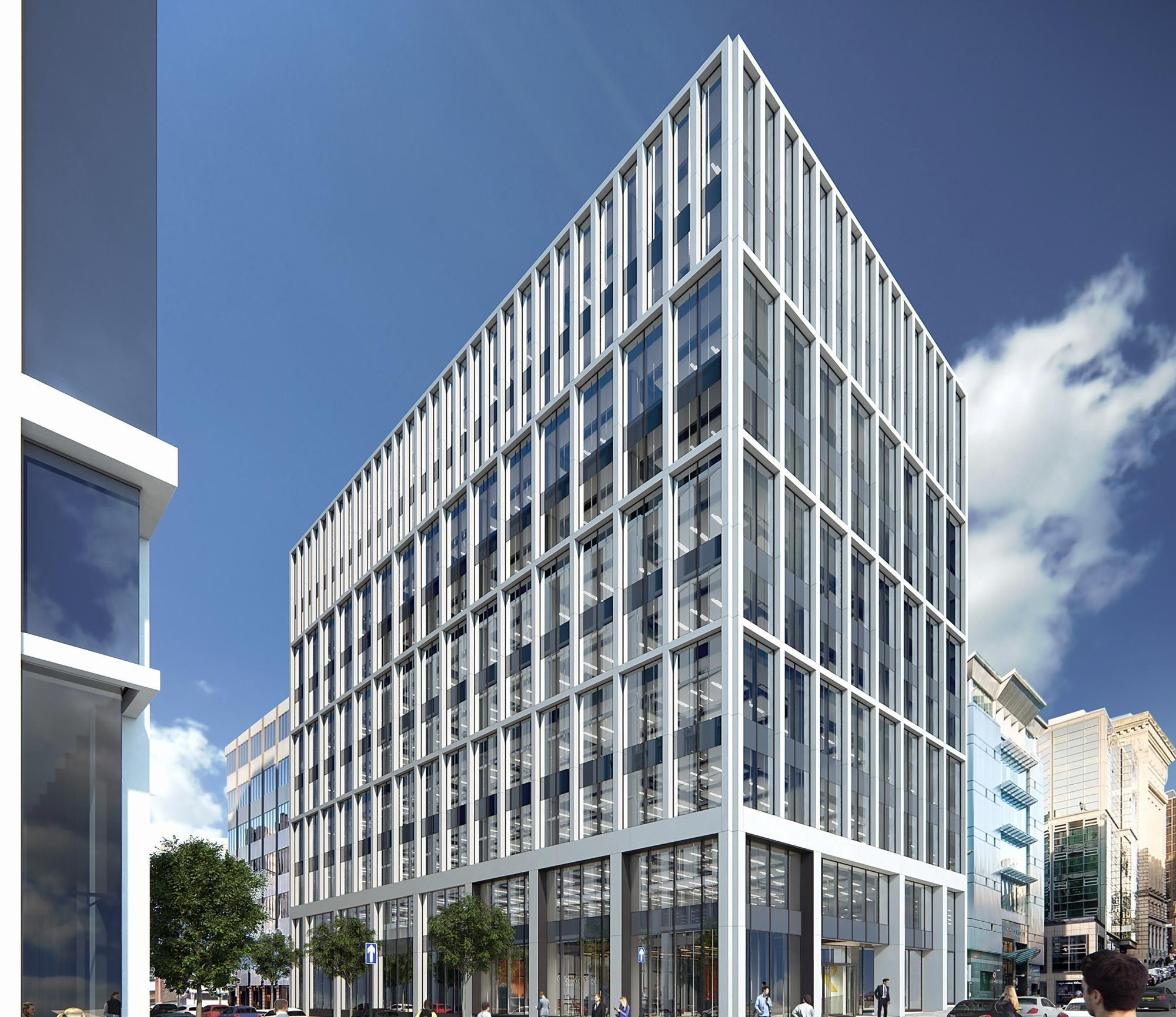 Bowmer & Kirkland Wins £23m Glasgow Office Scheme