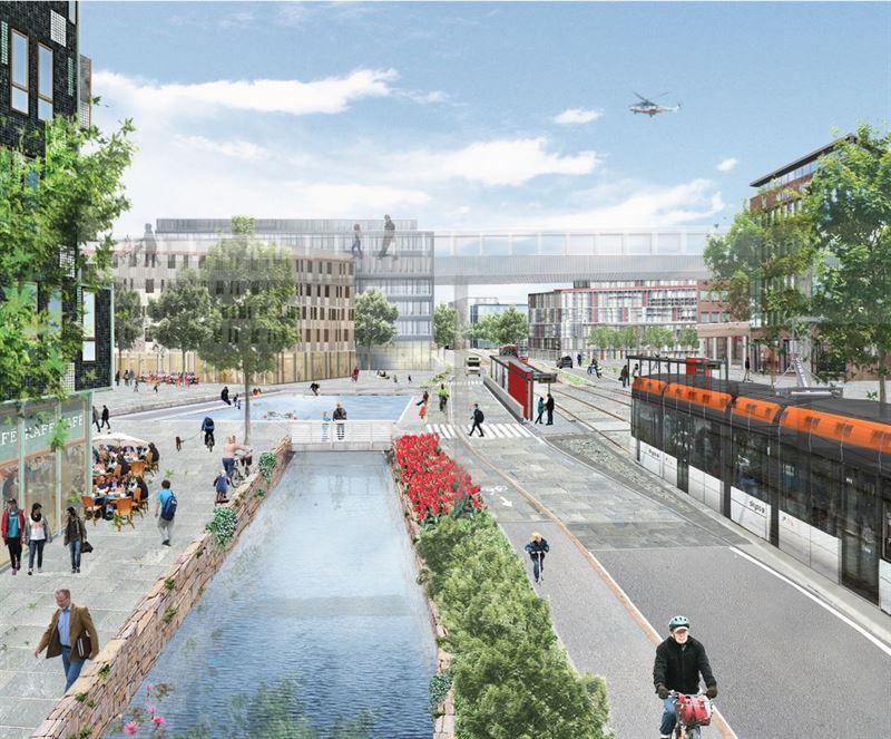 NCC wins further Bergen light rail contract