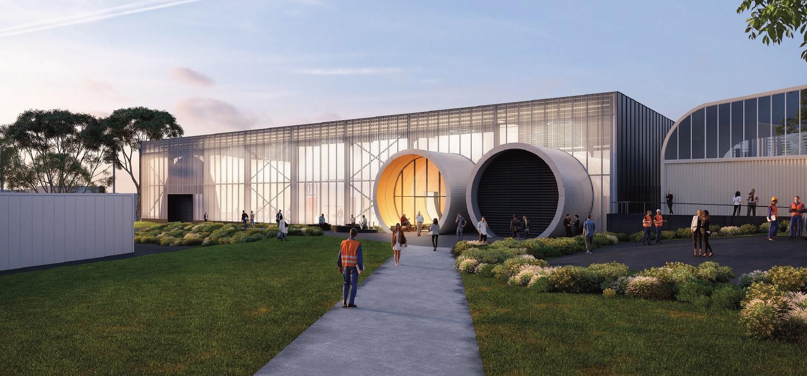 Crossrail tunnel training centre inspires Aussie version