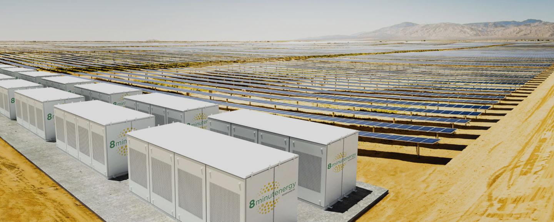 LA backs record-breaking solar and battery plant