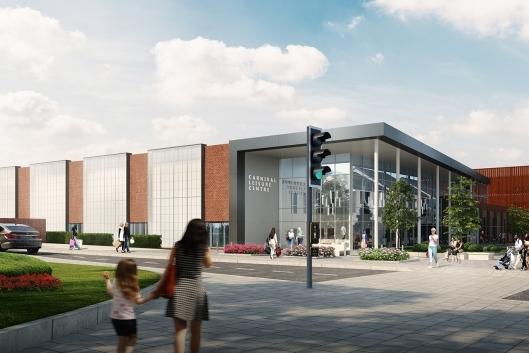 Wokingham Tenders 163 22m Leisure Centre Build