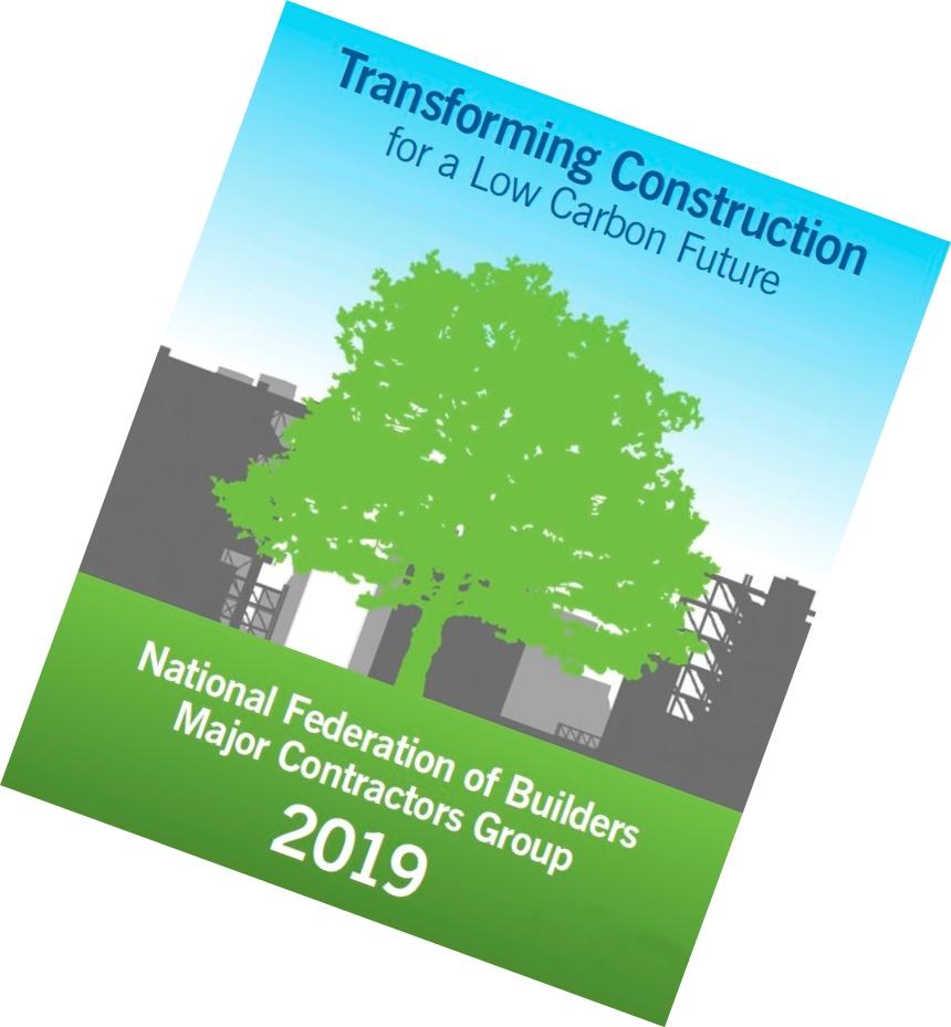 Builders produce blueprint for low carbon future