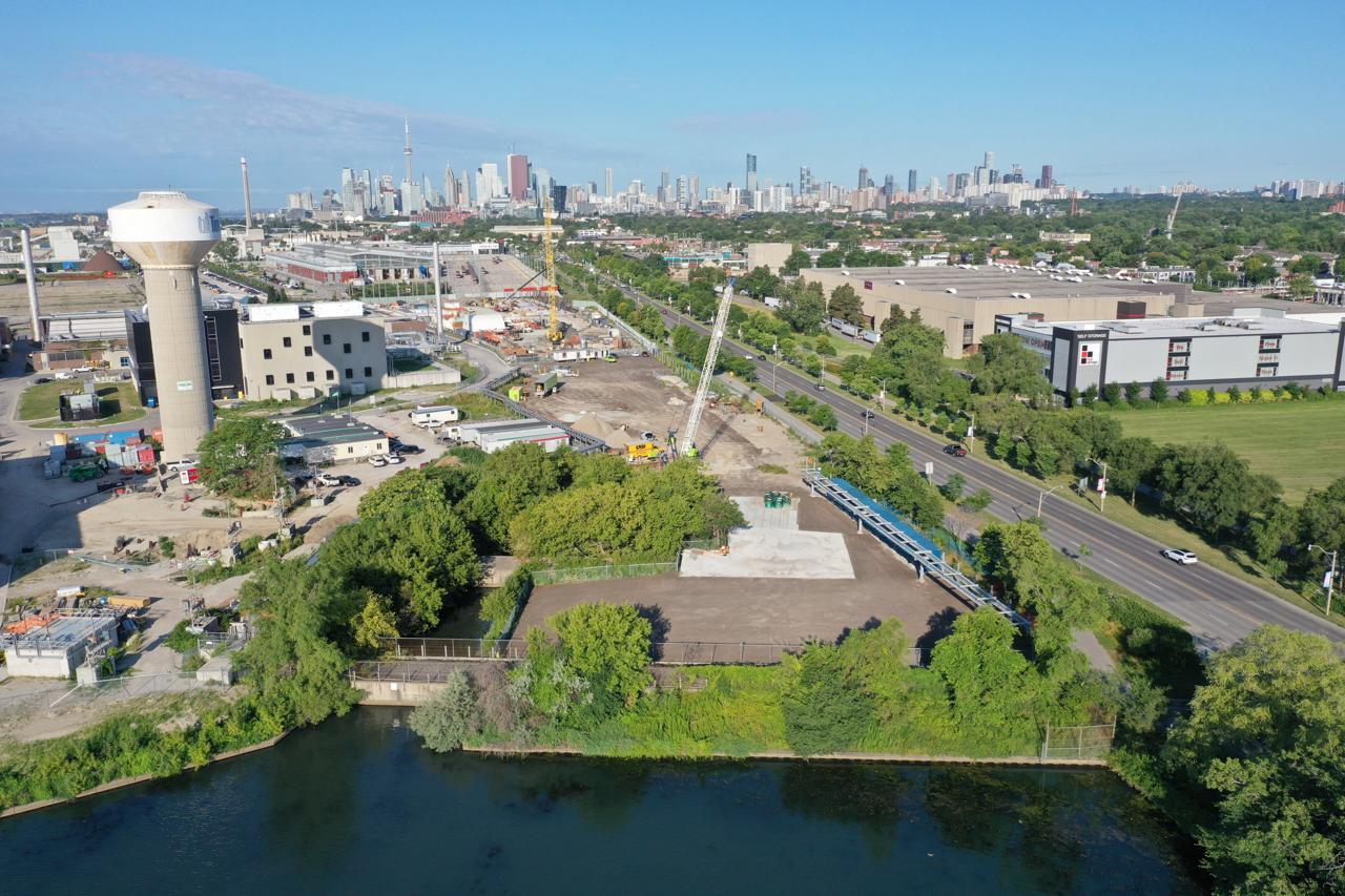 Strabag wins Toronto wastewater contract