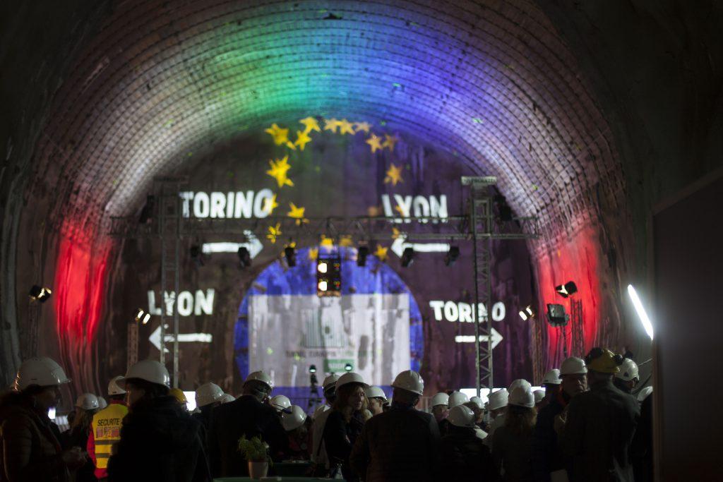 Aecom lands role on world's longest rail tunnel