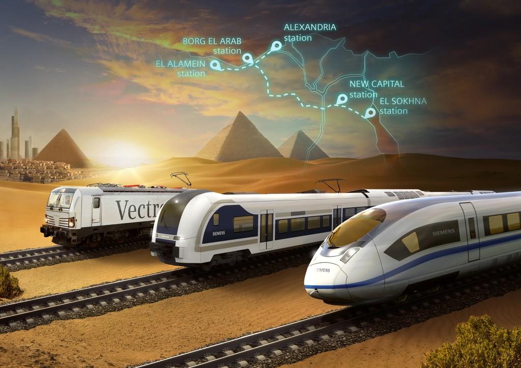 Orascom team picked 1,000km high-speed railway