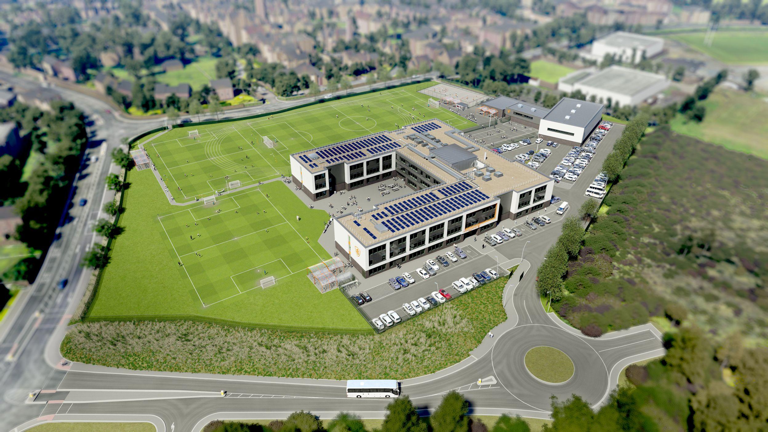 BAM wins £29m Dartford school build
