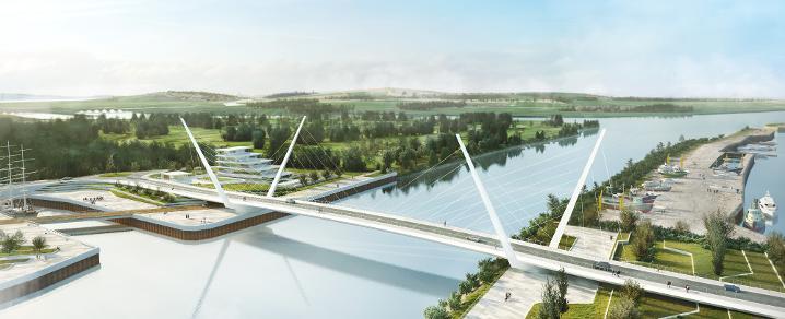 Graham set to sign £79.5m Clyde bridge contract