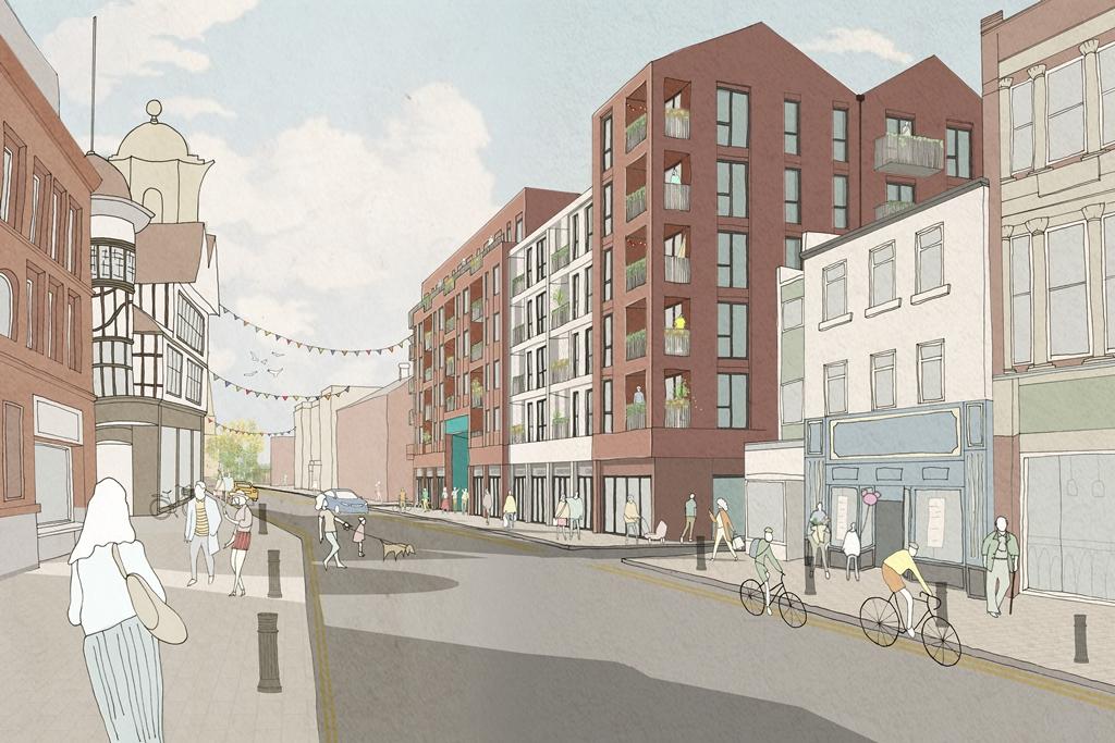 Bolton approves £25m build-to-rent scheme
