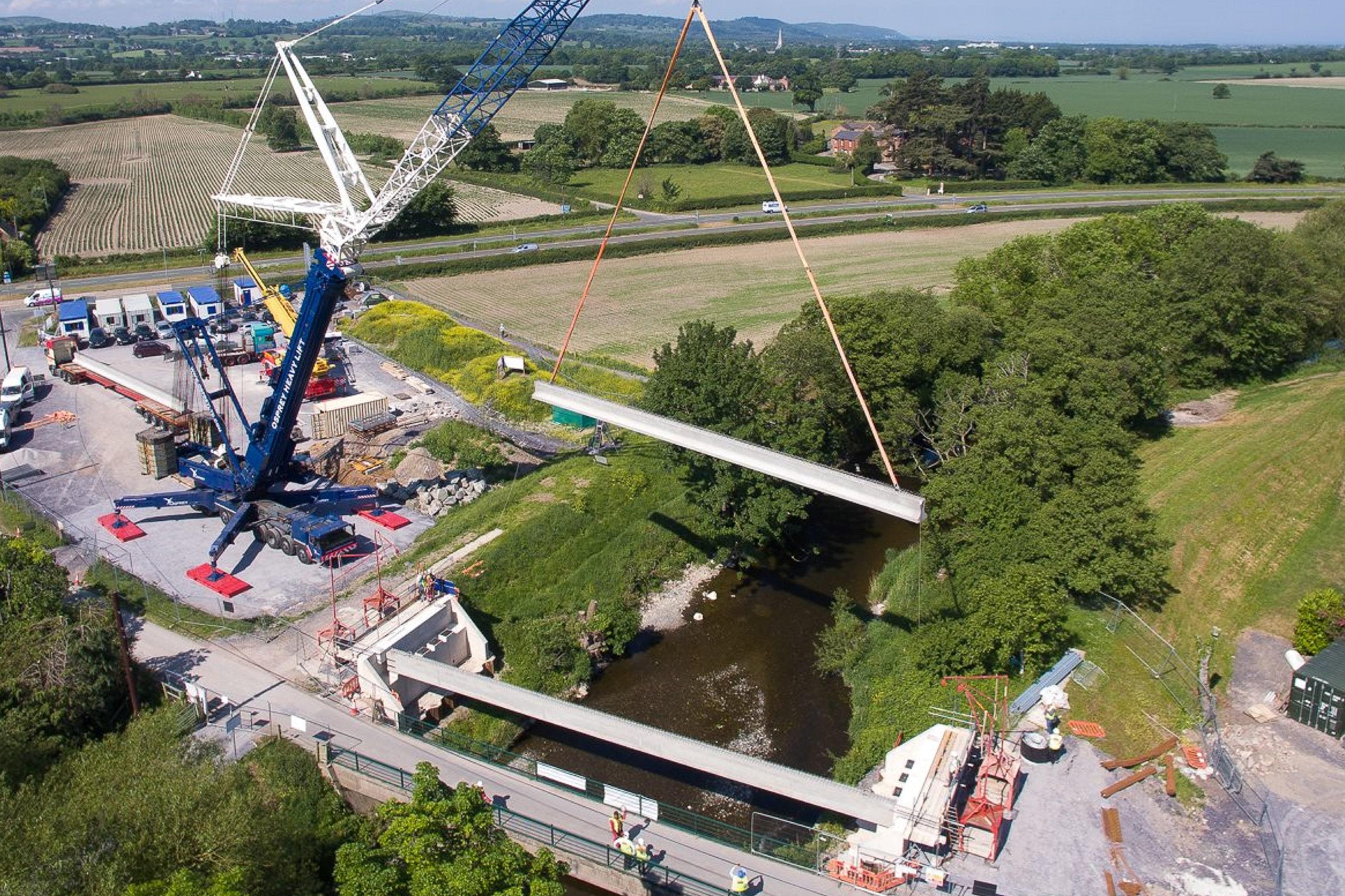 NRW names six for £65m framework