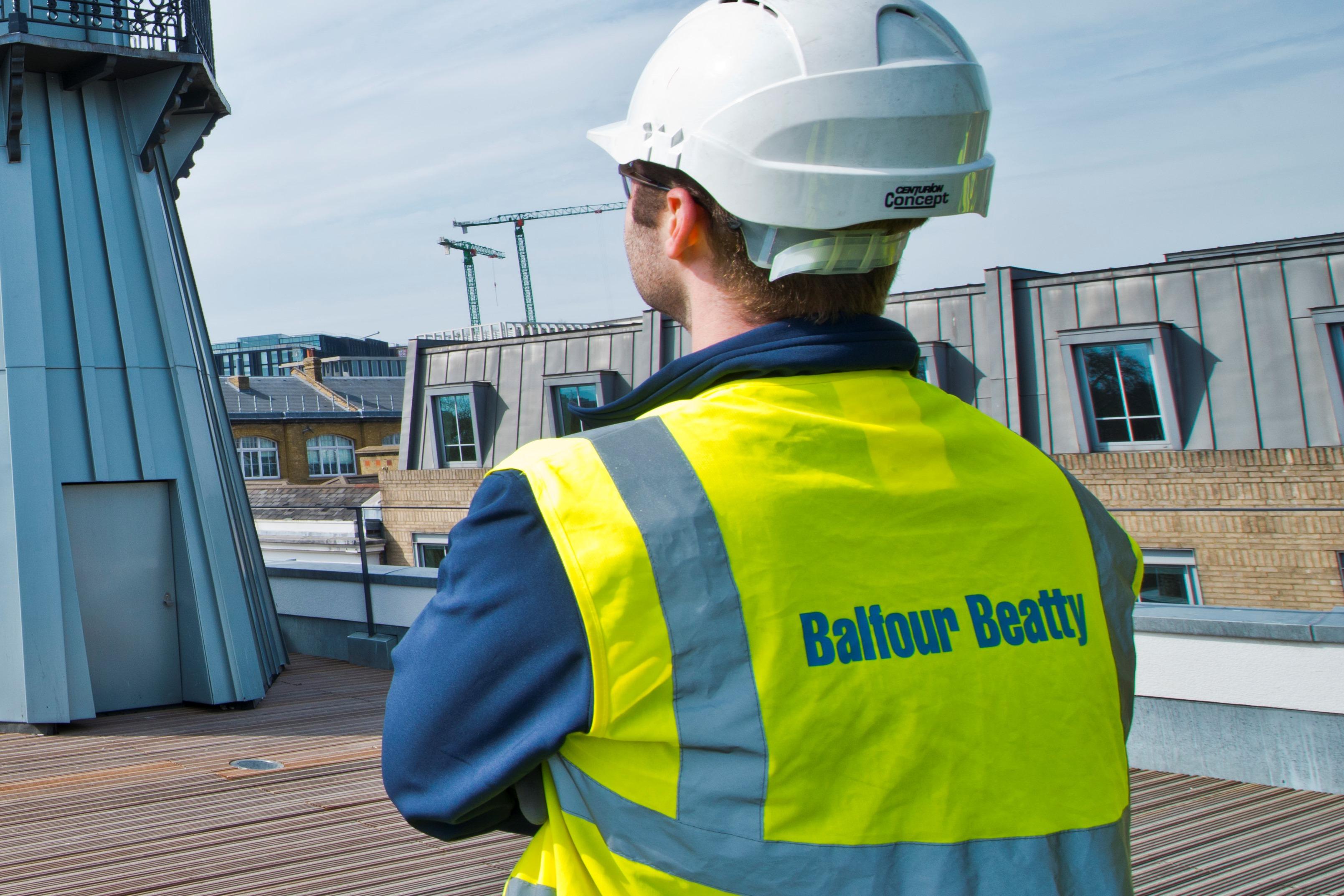 Balfour Beatty profits fall 62%