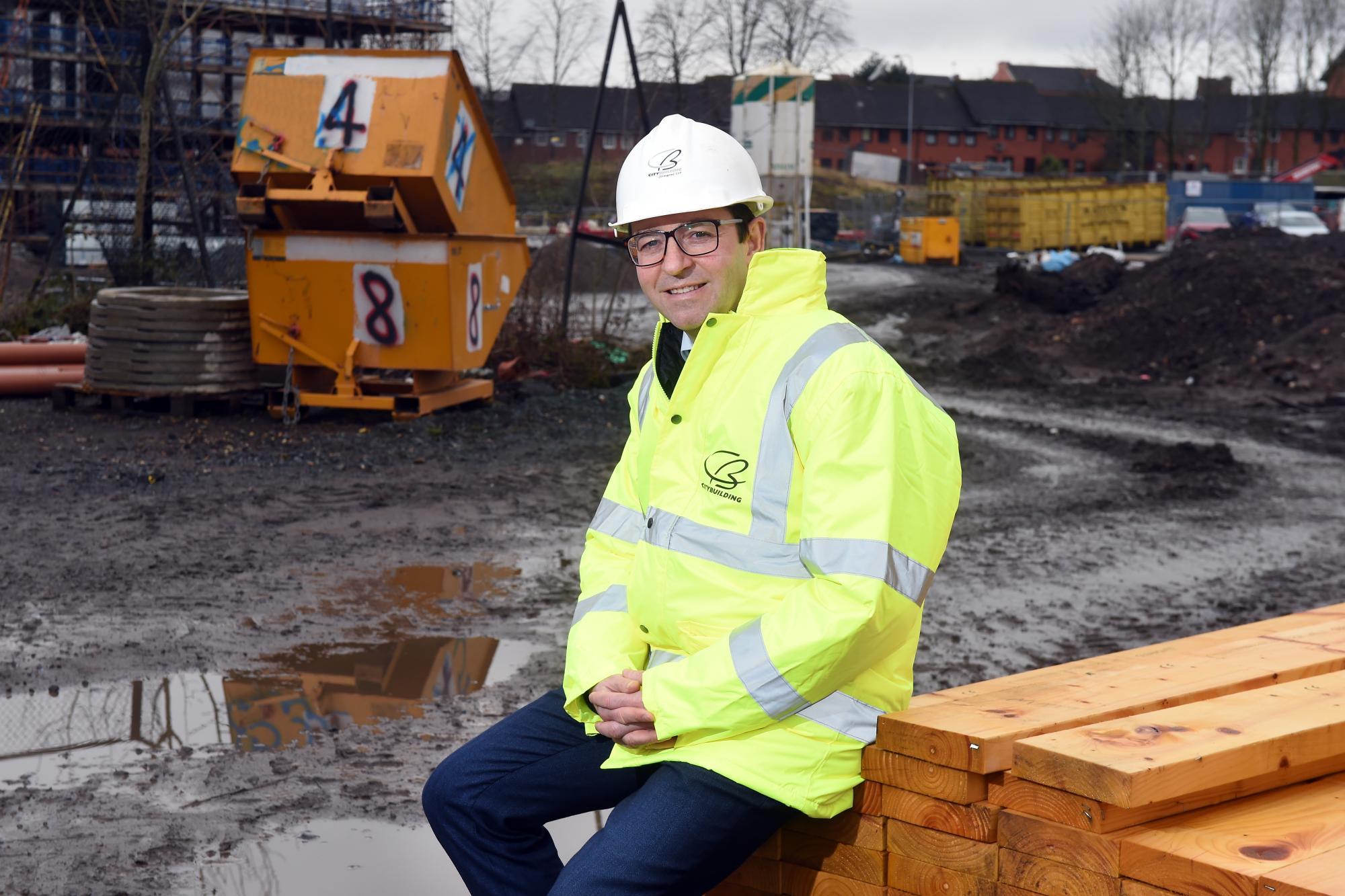 New boss of City Building targets renewables market