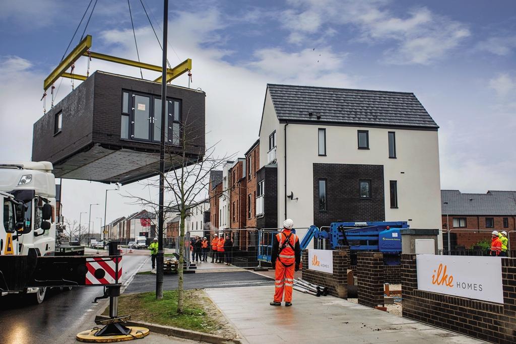 Modular builder plans Southend development
