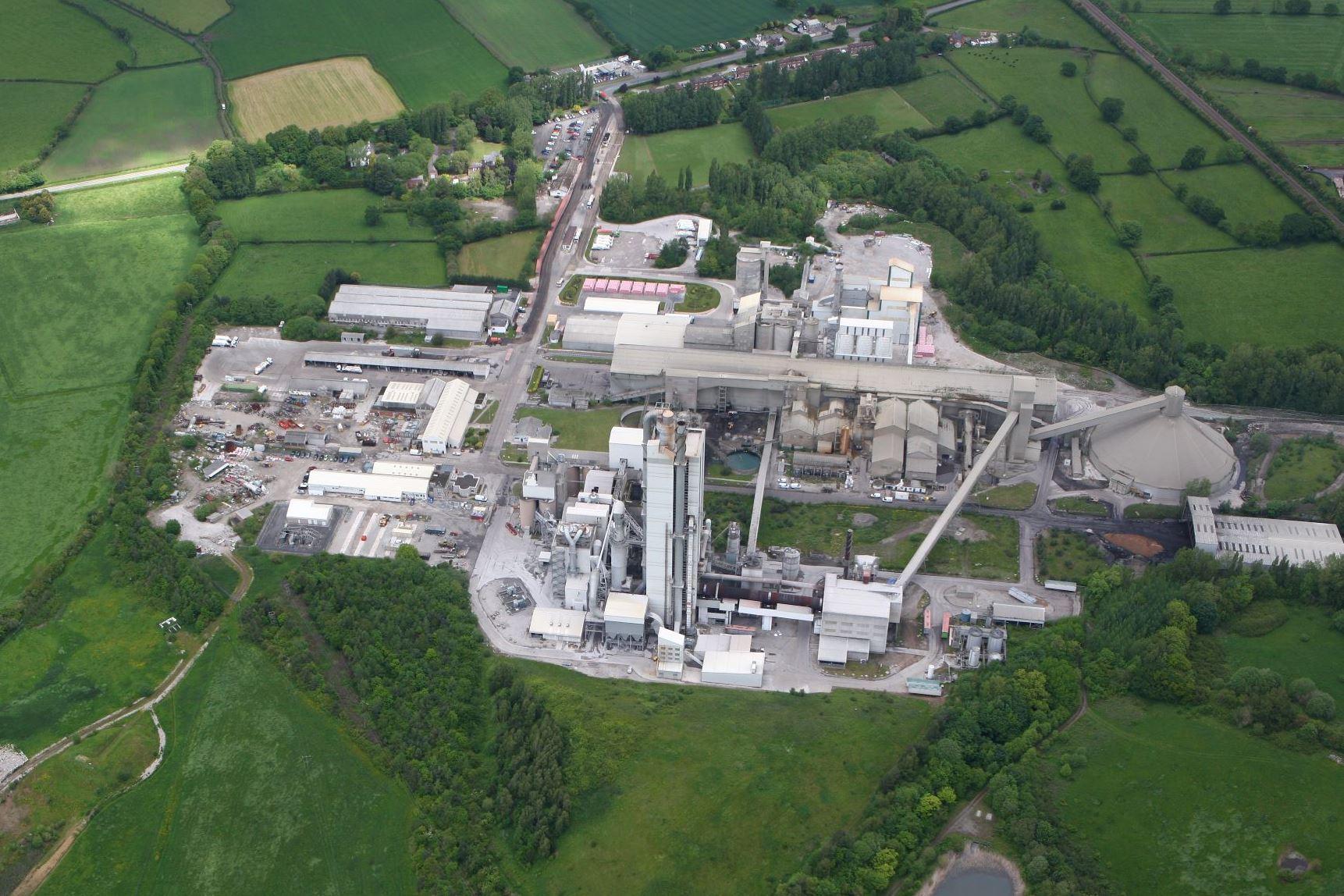 Progress for Hanson's carbon capture project