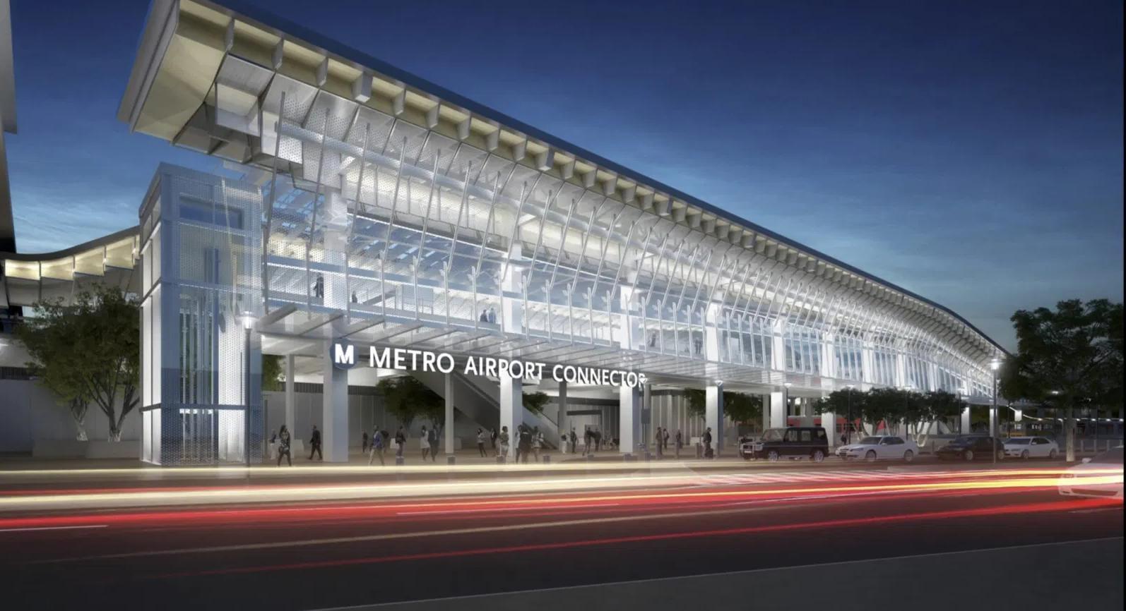 Tutor Perini lined up for $478m LA metro project