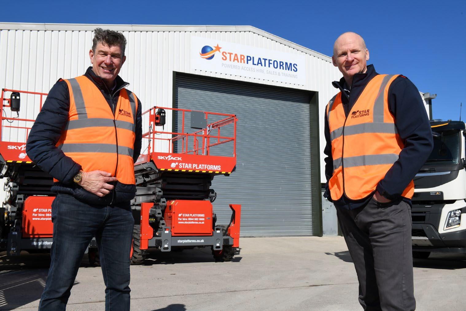 Star Platforms opens in Bridgwater