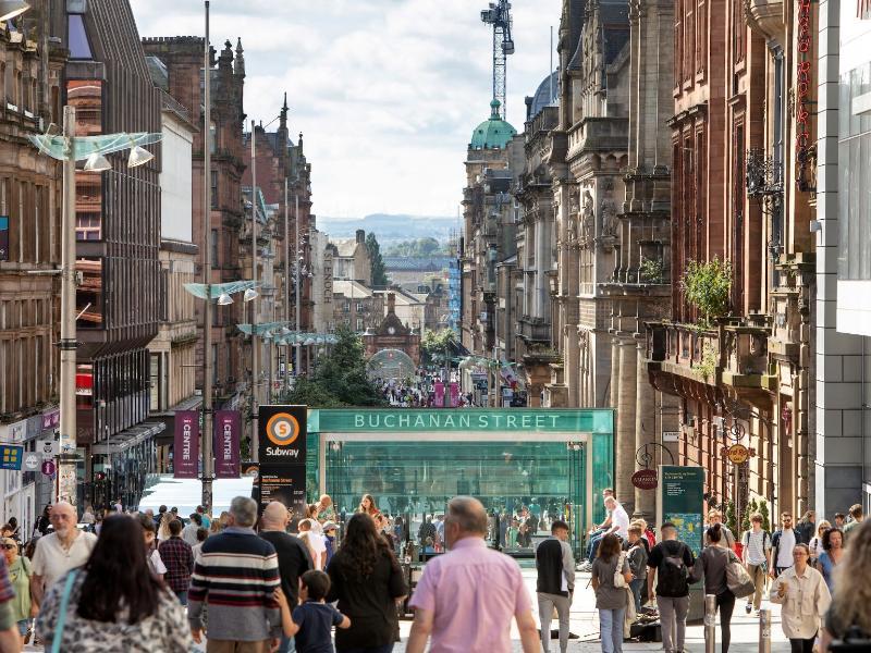 Glasgow adopts 30-year development framework