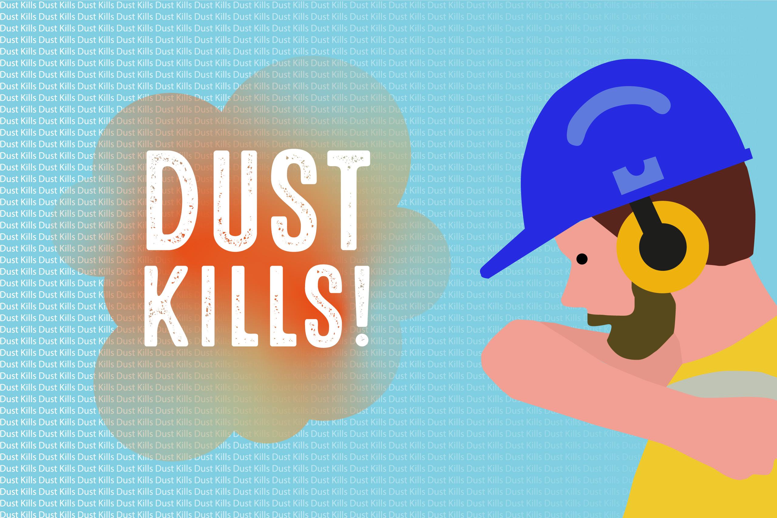 HSE plans blitz on dust