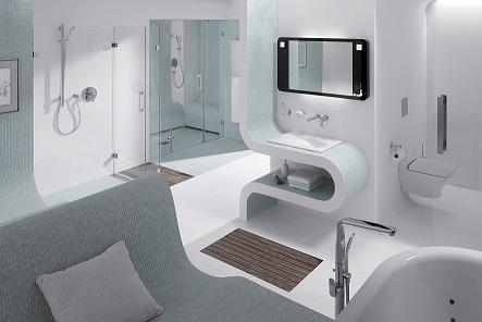 Aco Shower Drain Installation