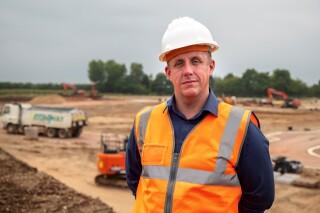 Doug Curran, MV Kelly's asset and fleet director