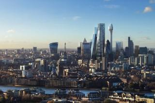 How the City skyline will look
