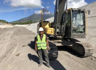 Joel Banzuela, project foreman at Sunwest Construction & Development Corporation