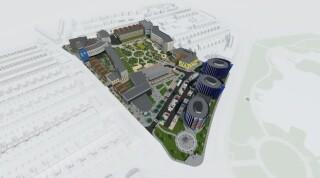 Masterplan for the Goodison Park redevelopment