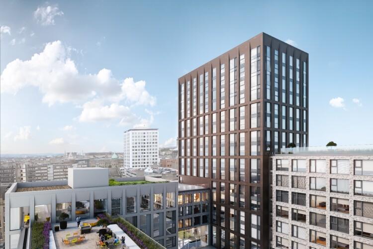 Glasgow Housing Scheme