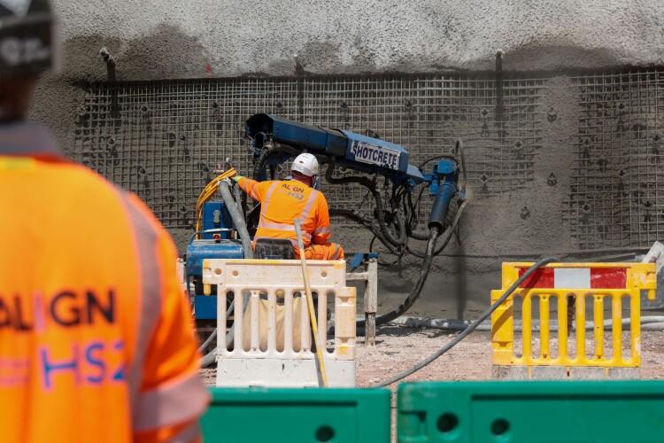 KVJV will help Align build twin-bore 16km tunnels under the Chilterns.