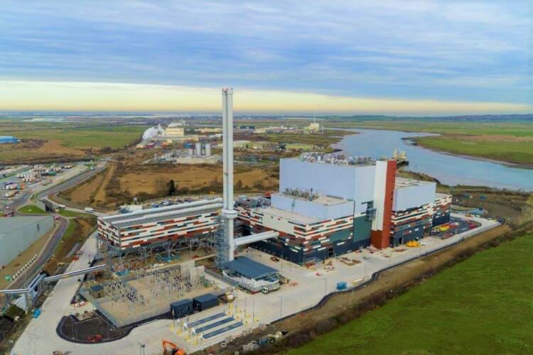 Kemsley K3 generating station