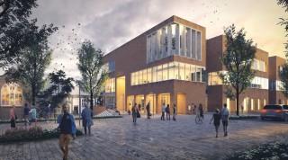 CGI courtesy of CF Møller Architects