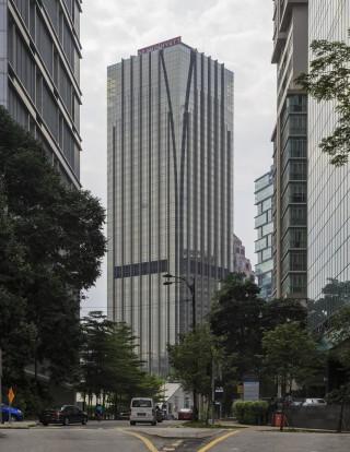 Grand Hyatt Hotel, Kuala Lumpur