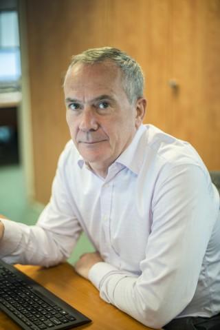 WPL technical director Andrew Baird