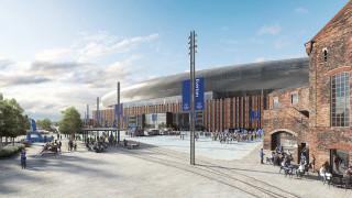 Everton Football Stadium Project