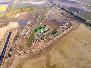 Aerial of Kingsgrove Wantage Phase 1