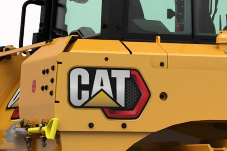 Cat Changes Its Logo
