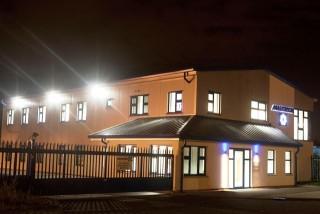 Masterton's new HQ