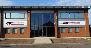 CR Civil Engineering is based in Loughborough