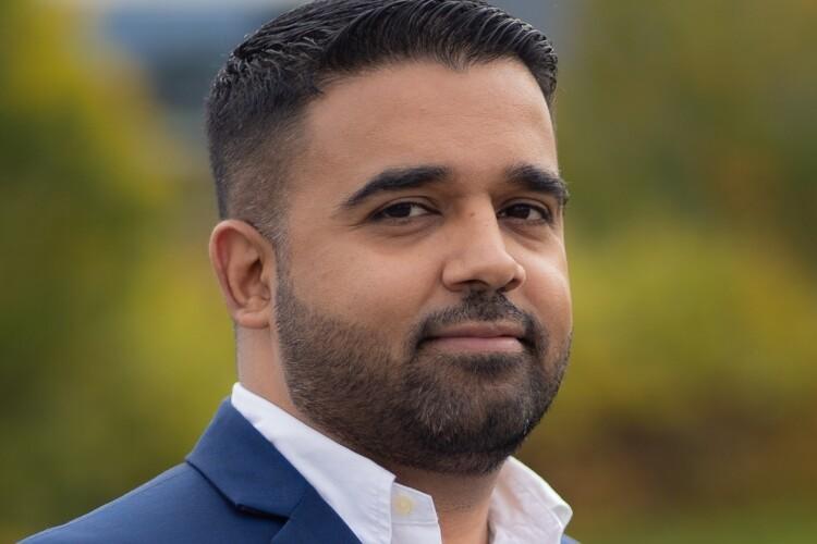 Amar Sandhawalia is leading Fortel's diversity drive