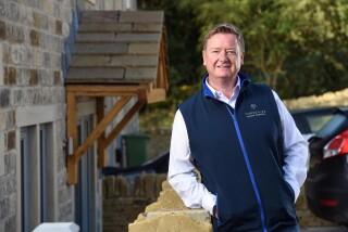 Yorkshire Country Properties managing director Stewart Brown