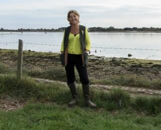 Environment minister Rebecca Pow