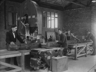 Pochin's in the 1940s