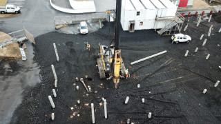 Tablet users, Watch aerial footage of the Reykjavik site