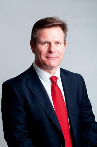 HSS chief executive Steve Ashmore