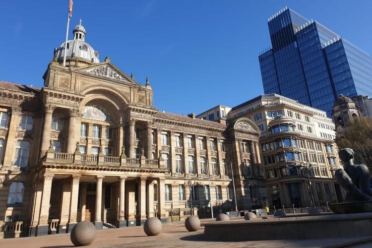 Birmingham Council House