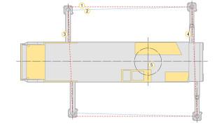 Refined outrigger geometry enhances lifting capacity