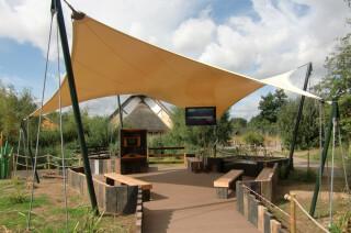 Wildfowl & Wetlands Trust (WWT) London Wetland Centre in Barnes