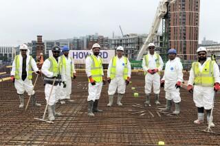 The Howard Civil Engineering team